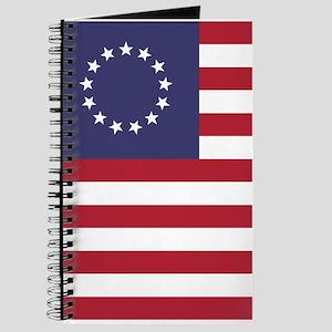 Betsy Ross Flag (CB) Journal