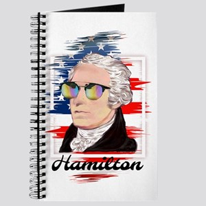Alexander Hamilton in Color Journal