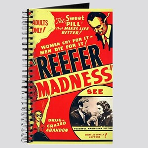 Reefer Madness Journal