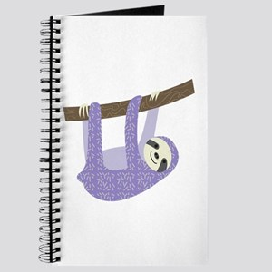 Tree Sloth Journal