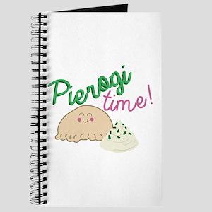 Pierogi Time Journal