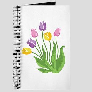 Tulips Plant Journal