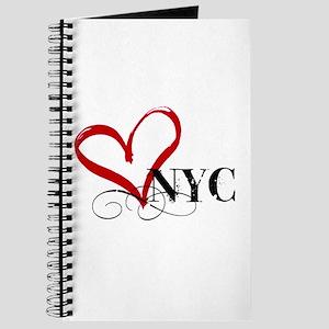 LOVE NYC FANCY Journal