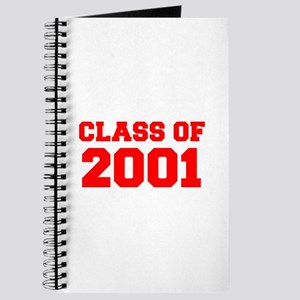 CLASS OF 2001-Fre red 300 Journal