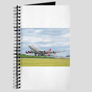 Virgin Atlantic B747 Journal
