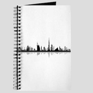 Dubai Skyline Cityscape Journal
