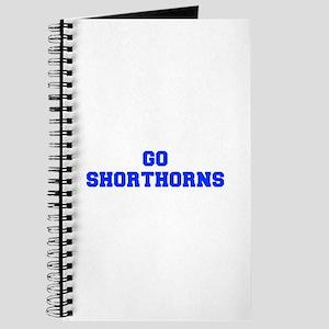 Shorthorns-Fre blue Journal