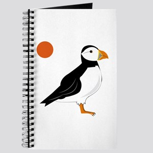 Puffin Bird Journal