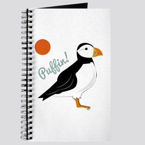 Puffin! Bird Journal