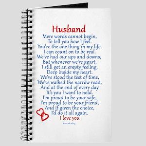 Husband Love Journal