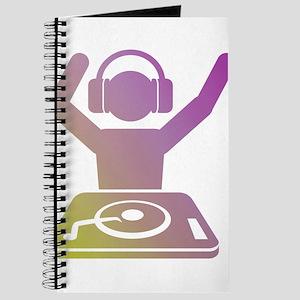Colorful DJ Journal