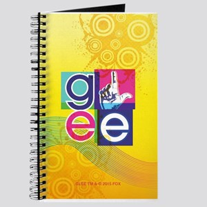 Glee Colorful Journal