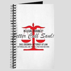 Better Call Saul Journal