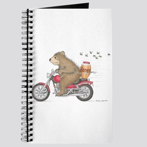 Honey on the Run Journal