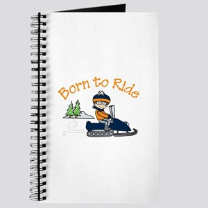 Born to Ride Journal
