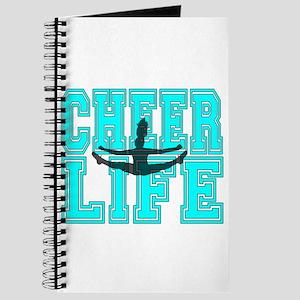 Blue Cheerleader Journal