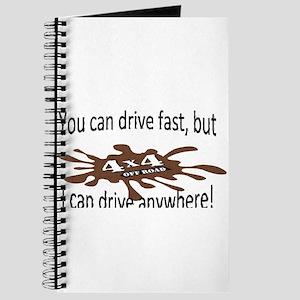 4x4 Drive anywhere! Journal