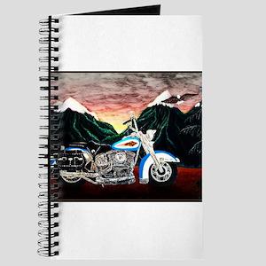 Motorcycle Dream Journal