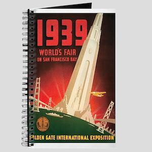 San Francisco World's Fair Journal