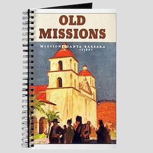 Mission Santa Barbara Journal