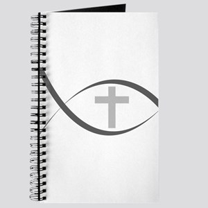 jesus fish_reverse Journal