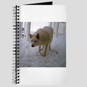 Hybrid White Wolf Journal