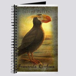 Tufted Puffin Journal