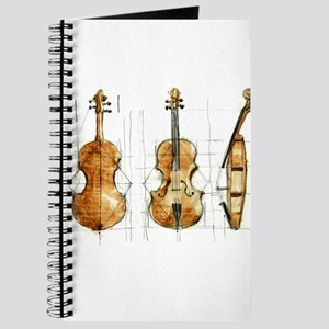 The Violin Journal