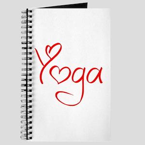 yoga-jel-red Journal