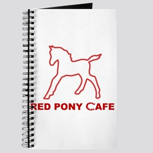 Red Pony Cafe Journal