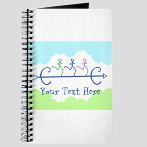 CUSTOMIZE Cross Country Running Journal