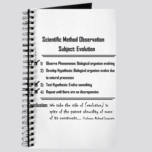 Scientific Method Test of Evo Journal