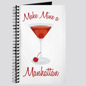 Make Mine a Manhattan Journal