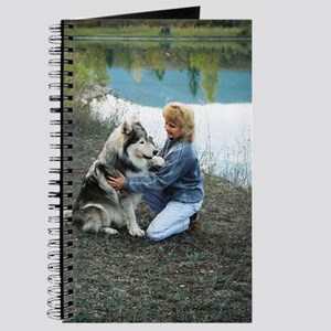 """""""Shilo  With  Wolflady""""  Journal"""