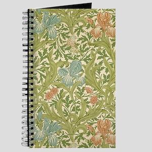 William Morris Iris Journal
