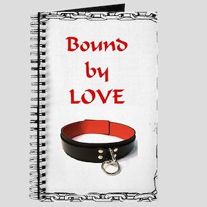 bondage bound by love Journal