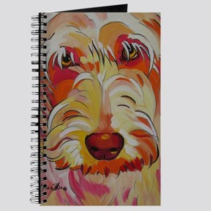 Harvey the Doodle Journal