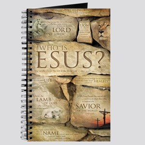 Names of Jesus Christ Journal
