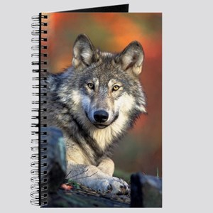 Wolf Wolves Lovers Journal
