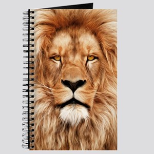 Lion - The King Journal