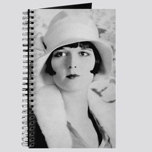 louise brooks silent movie star Journal
