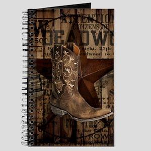western cowboy Journal