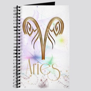 Aries Zodiac Sign Journal