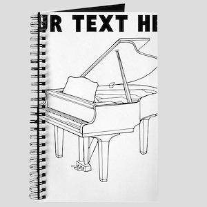 Custom Piano Journal