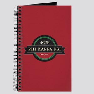 Phi Kappa Psi Fraternity Letters and Name Journal
