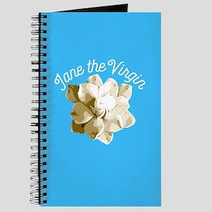 Jane The Virgin Flower Journal