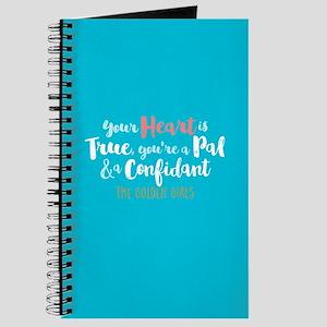 GG Heart Is True Journal