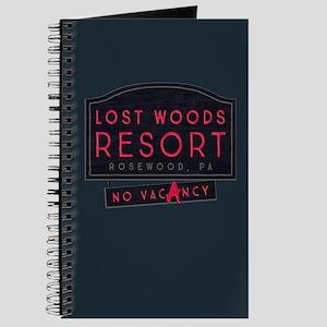 PLL Lost Woods Resort Journal