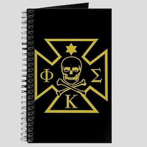 Phi Kappa Sigma Badge Journal