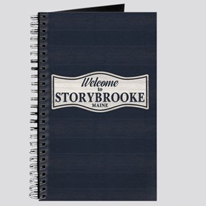 Welcome To Storybrooke Journal